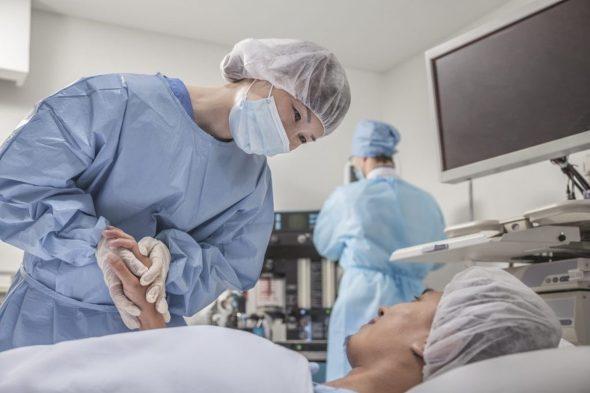 Trong ngày phẫu thuật