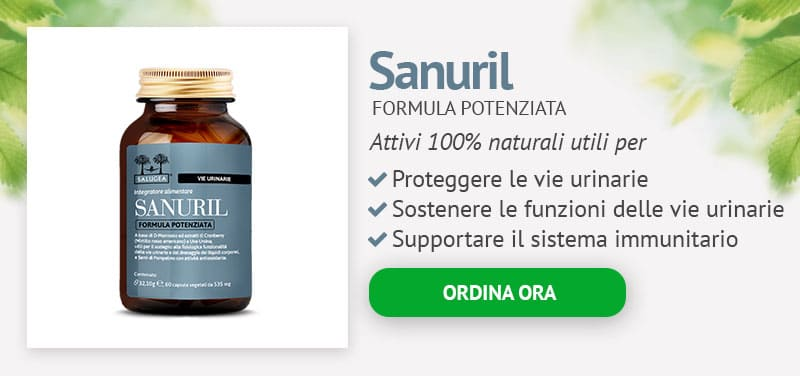 Sanuril Integratore per la cistite