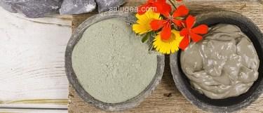 fanghi anticellulite all'argilla verde