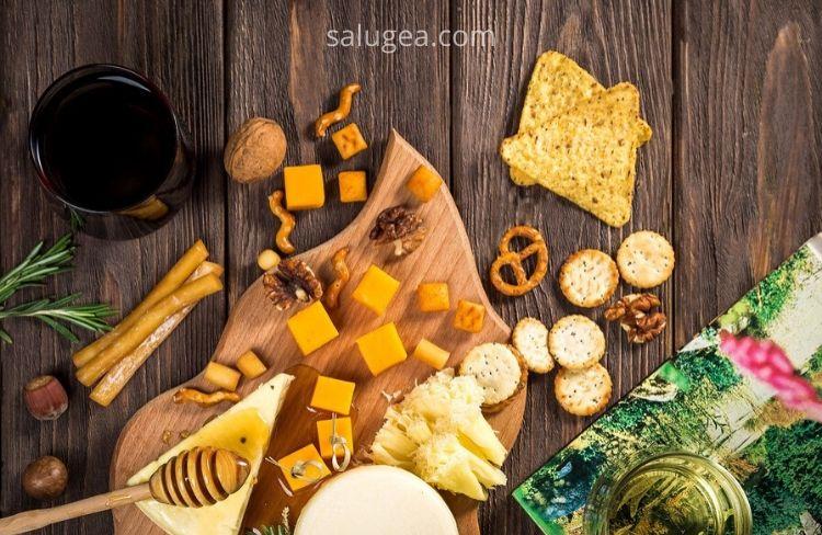 colesterolo e formaggi