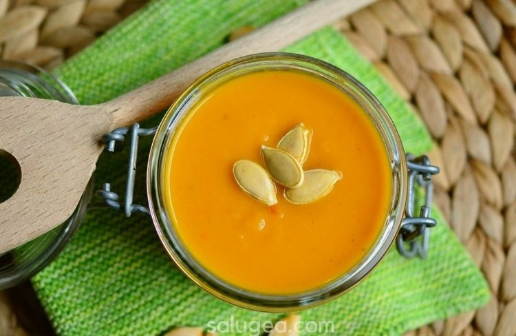 vellutata di zucca e carote ricetta