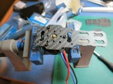 Mounting the Sunnysky 4108 motors on Tarot 650