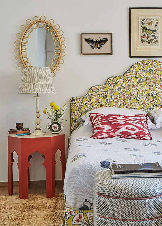 Vintage interior trend