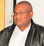 SHARING WISDOM: Former South Africa ambassador to the United States, Mr Welile Ntlapho