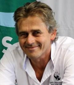 Mr Victor Muhlberg, executive manager at TETA