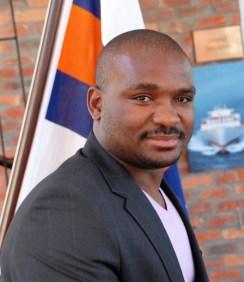 Captain Thobela Gqabu