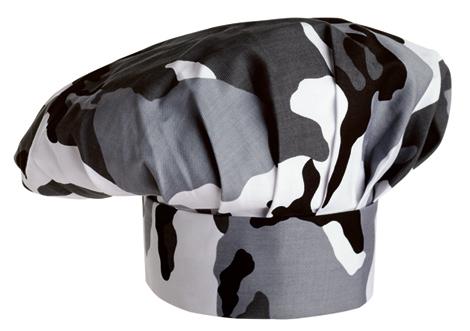 EgoChef - Cappello modello Artic