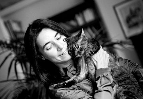 Sandra Longinotti e Jekill (foto Stefania Sainaghi)