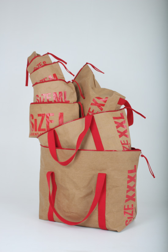 borse della Linea Size di Essent'ial