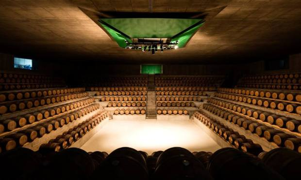 Rocca di Frassinello, la cantina progettata da Renzo Piano è visitabile durante Cantine Aperte