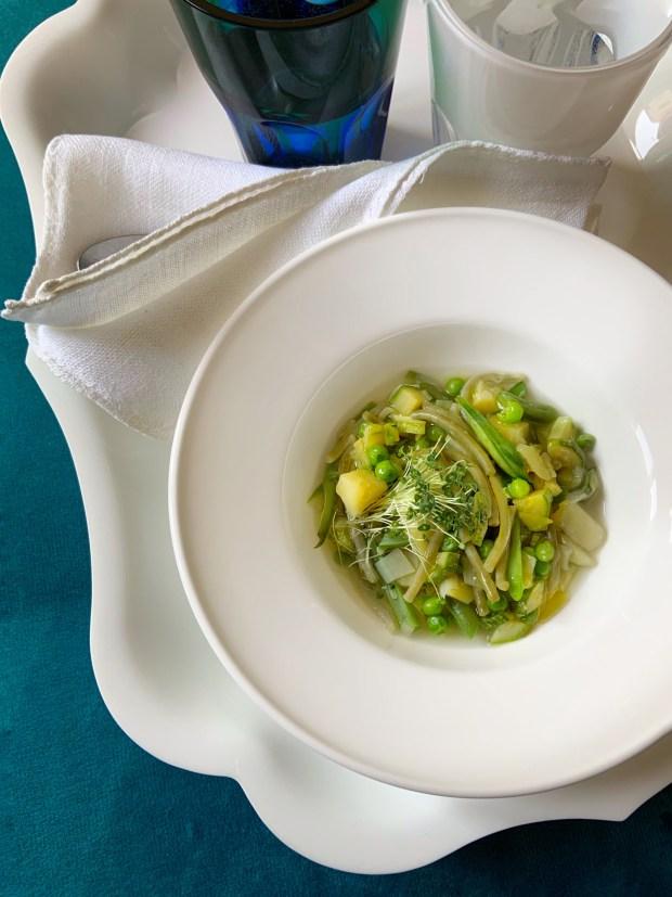 Minestra di Primavera, la mia Monday Soup #16 | ©foto Sandra Longinotti