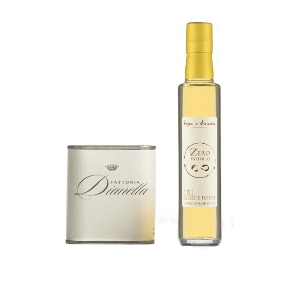 Olio e Aceto: Fattoria Dianella + Pojer&Sandri \ Olio e Aceto | Style of Food Insalate
