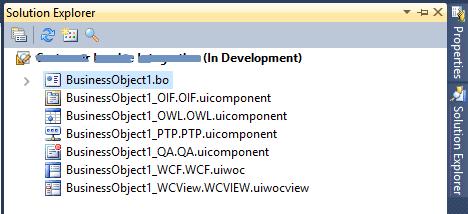 SAP byd screen types