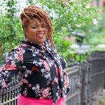 Latoya Shauntay Snell, sponsored ultra runner & founder of Running Fat Chef