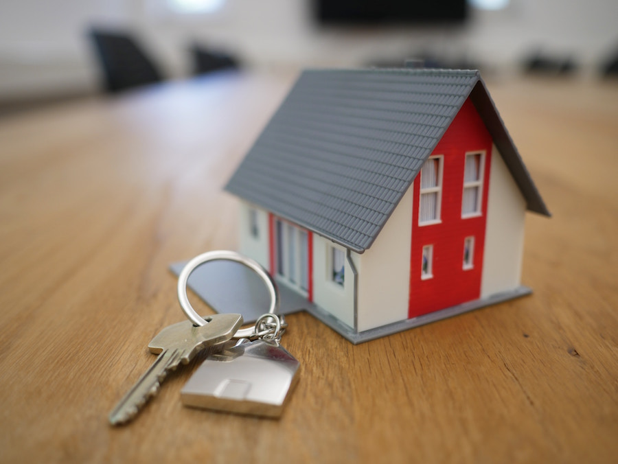 Buying and selling a home.