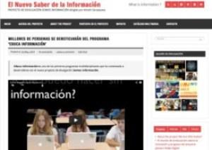 Proyecto 'Somos información'