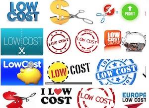 La étiqueta del low cost como símbolo del recorte y abaratamiento