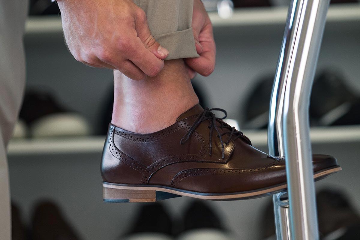 O que seus pés dizem sobre você e sobre seu perfil no mundo dos negócios.