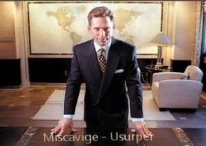 Miscavige World Map