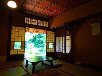旧安田楠生邸