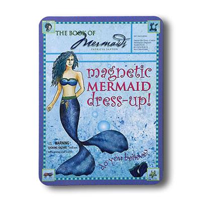 magnetic mermaid dress-up