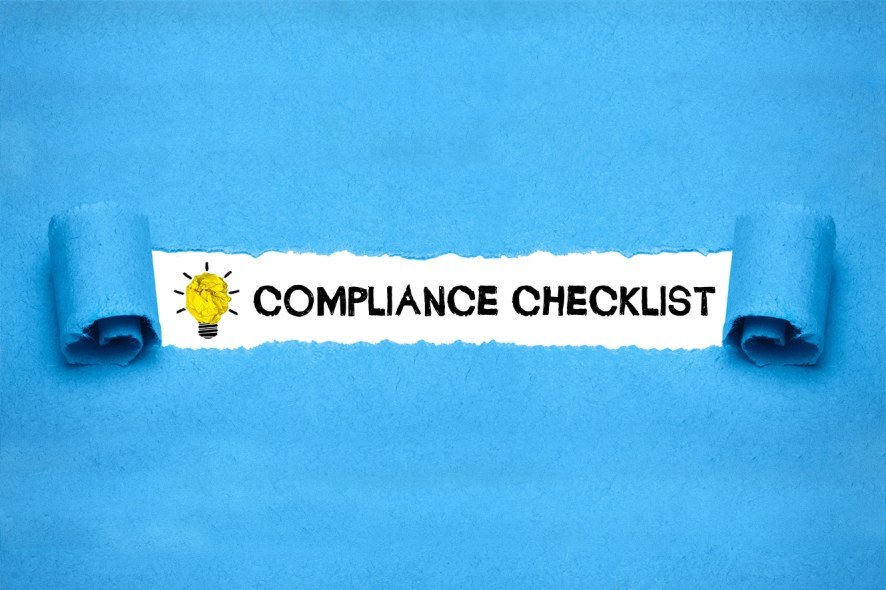 Compliance Checklist for Acceptance of Unsecured Loans from