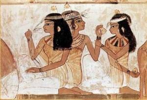 Egyptian-Perfume-Cone