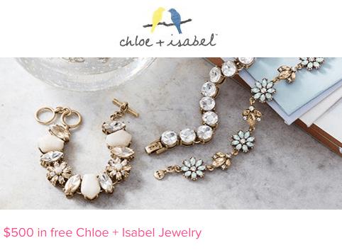 chloe+isabel giveaway