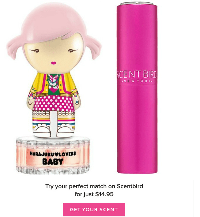 Wicked Style Baby by Harajuku Lovers Scentbird
