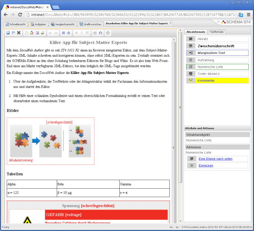 ST4 DocuWeb Author