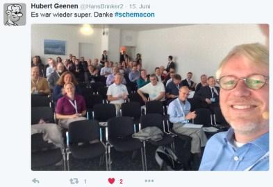 Hubert Geenen auf Twitter