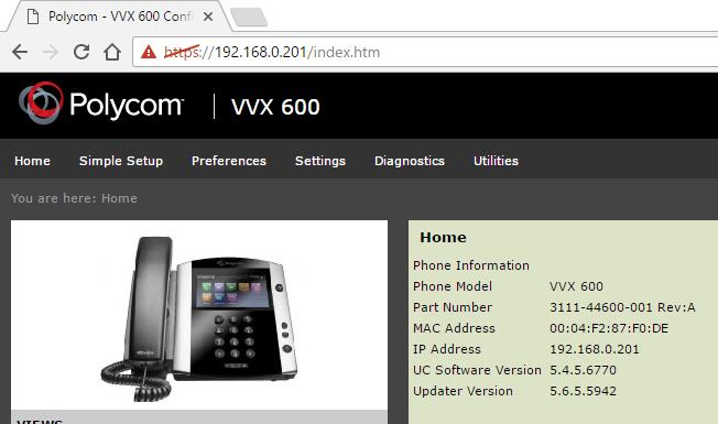 Polycom UCS 5 5 for VVX Phones – UC Now