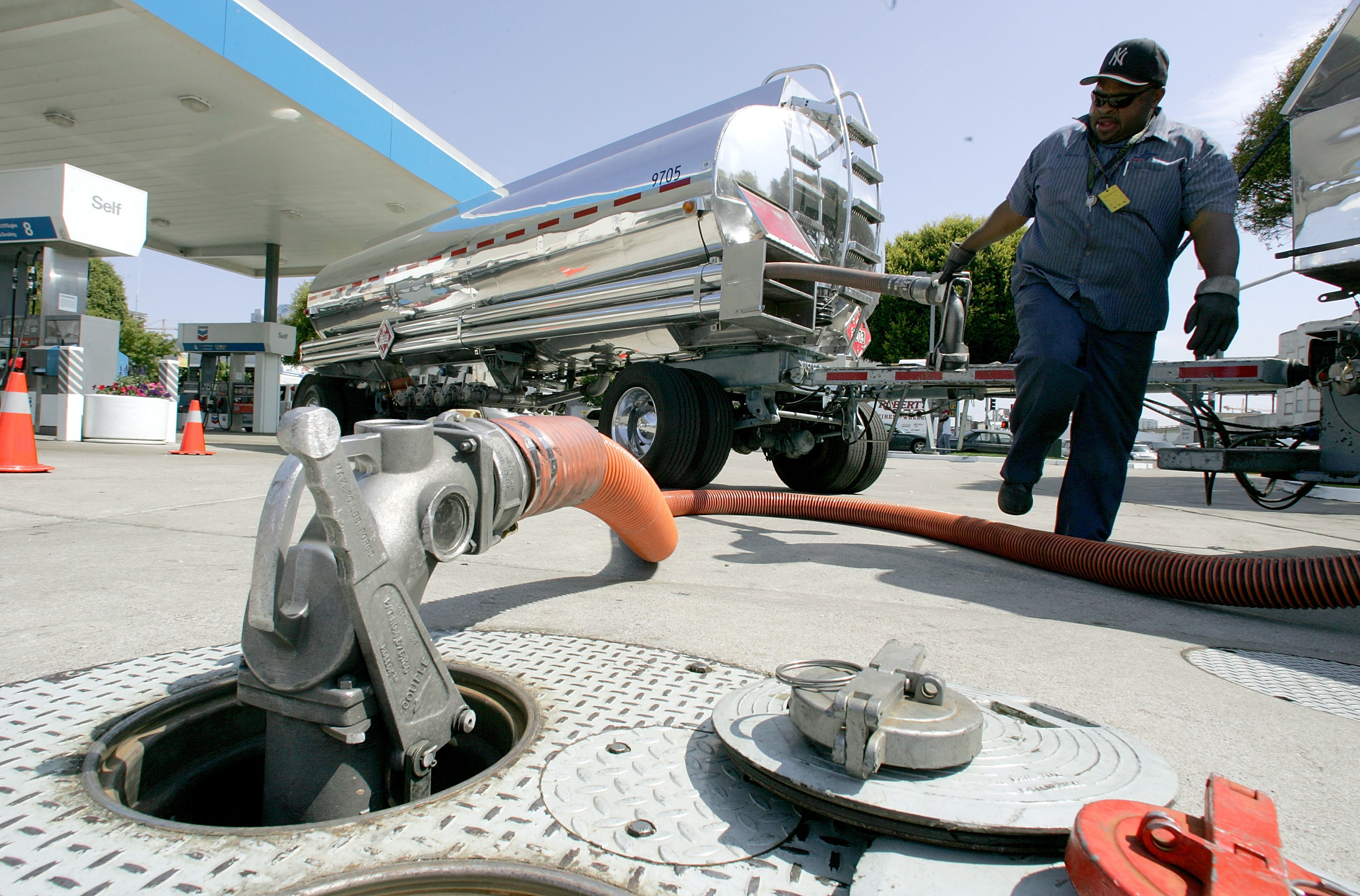 Us Gasoline Demand Nosedives After Thanksgiving