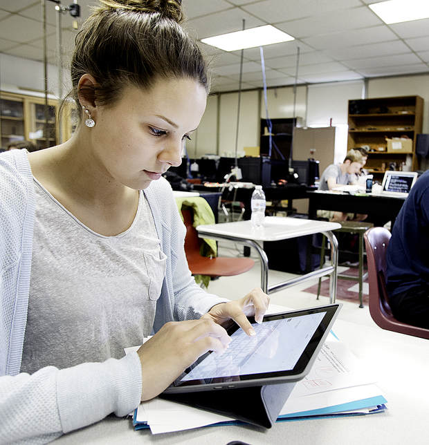 iPads or Laptops for the Classroom