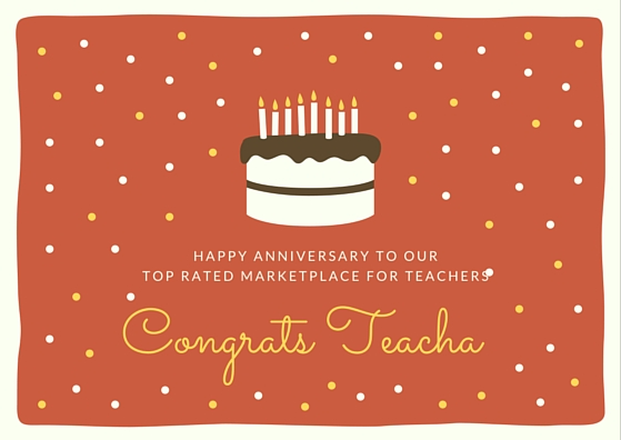Teacha! Celebrates First Year Anniversary