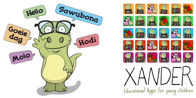 Xander: Educational Apps for the Love of Learning