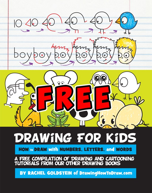 A Brilliant Website for Drawing Lessons – Thousands of Ideas and Tutorials
