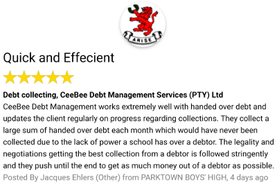 CeeBee Review on SchoolAdvisor 2 400px