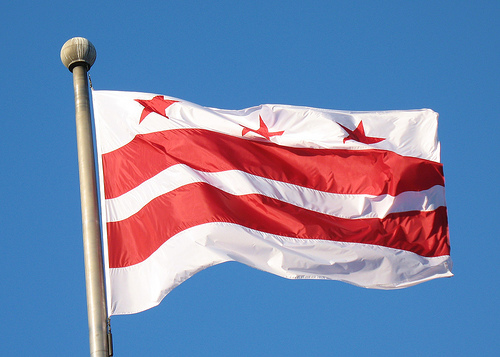 This image has an empty alt attribute; its file name is DC-Flag.jpg