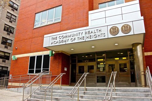 The Community Health Academy of the Heights deserves a place on your family's school search list-- and on the best NYC schools list!