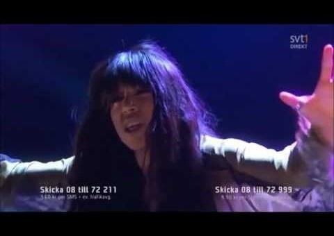 Loreen – Euphoria (swedish entry for ESC2012)