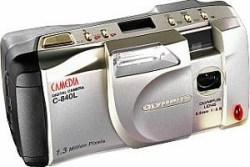 Olympus C840L