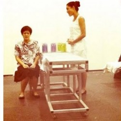 A play about human enhancement