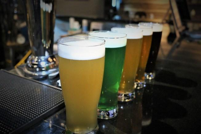 Home-Brewed Craft Beer