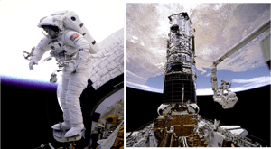 emu and canadarm