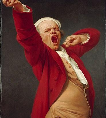 historic yawn