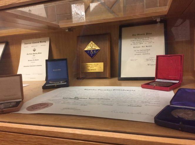 Bartlett-awards