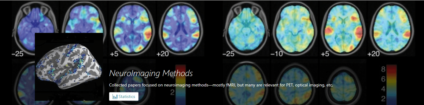 neuroimaging collection on scienceopen