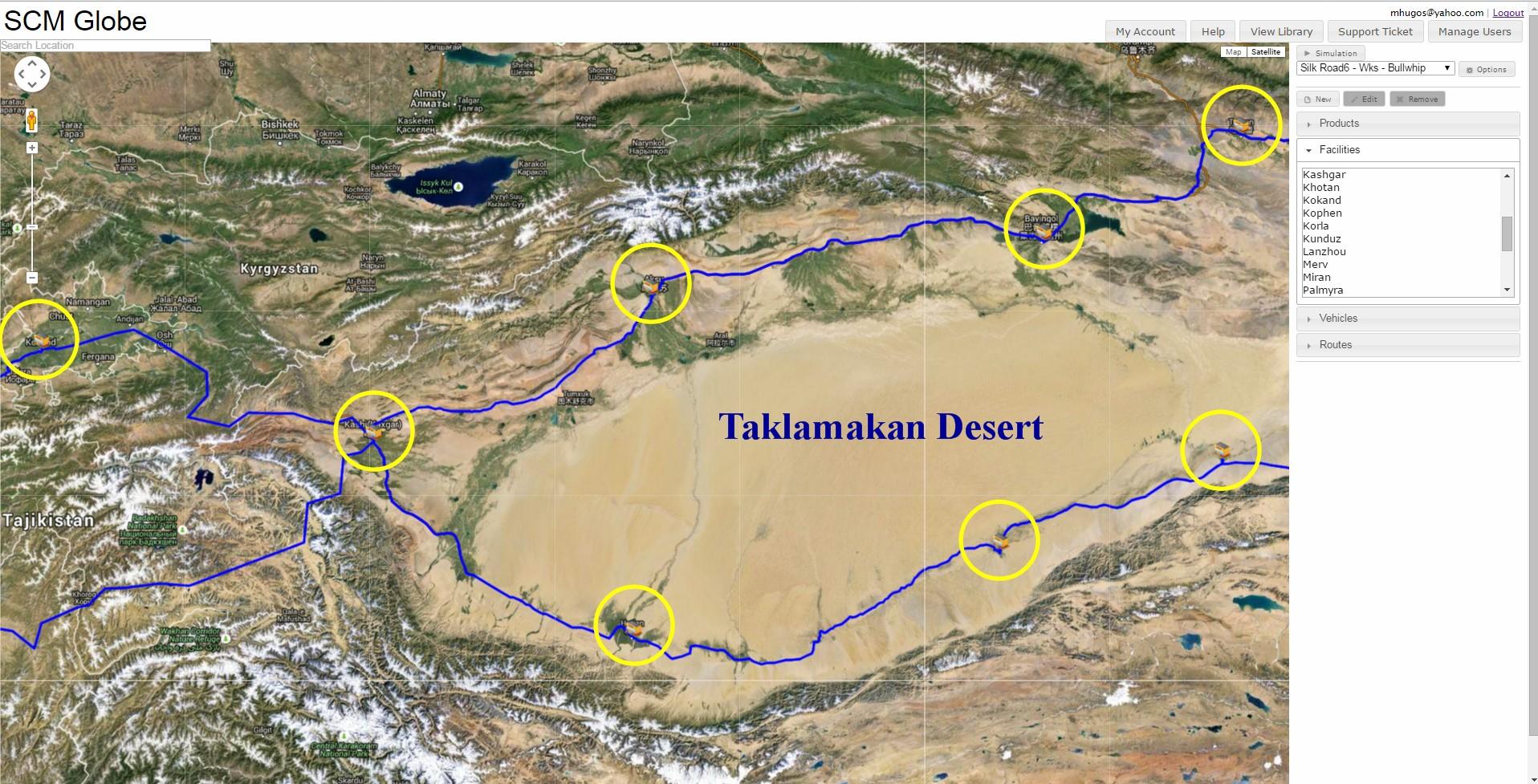 Take2- routes
