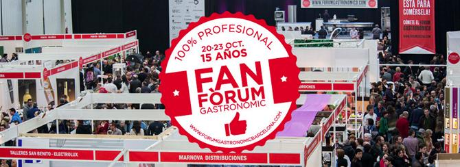 Fórum Gastronómic Barcelona 2014